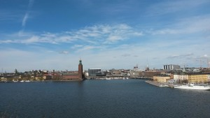 Besök Stockholm