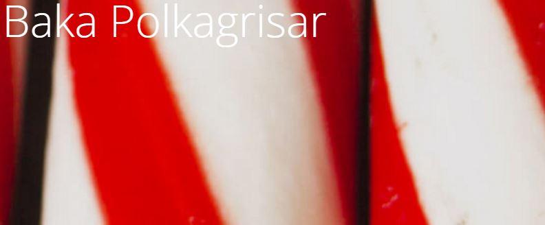 göra egna polkagrisar i Stockholm