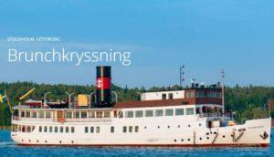 brunsckryssning stockholm