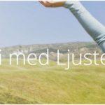 Upplev ljusterapi i Stockholm