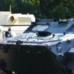 provkör pansarvagn stockholm