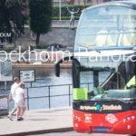 Busstur biljett Stockholm