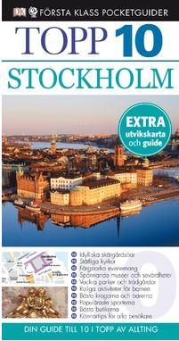 Bok om bästa turistattraktionerna i stockholm