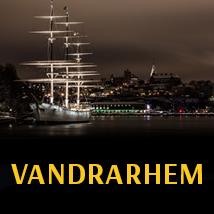 Vandrarhem Stockholm