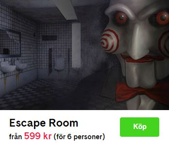 escape room stockholm