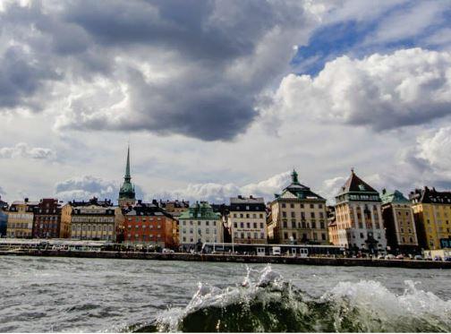 kungliga kanalturen i stockholm