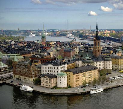 stockholm guidad tur egen audio
