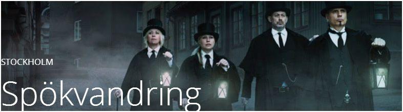 stockholm spökvandring