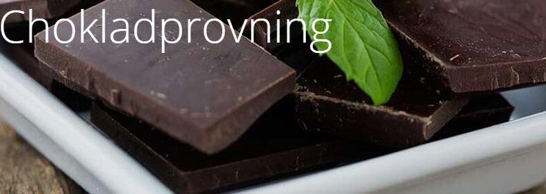 Prova choklad i stockholm