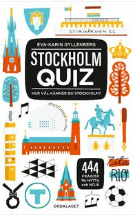 Frågebok om stockholm