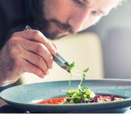 Gourmetkock hemma stockholm