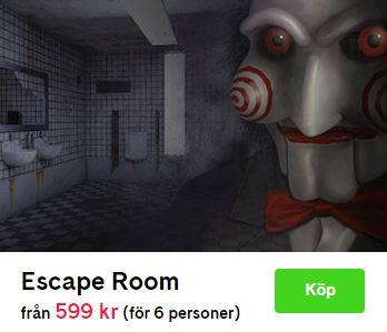 escape room stockholm