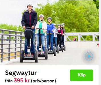 segway i stockholm