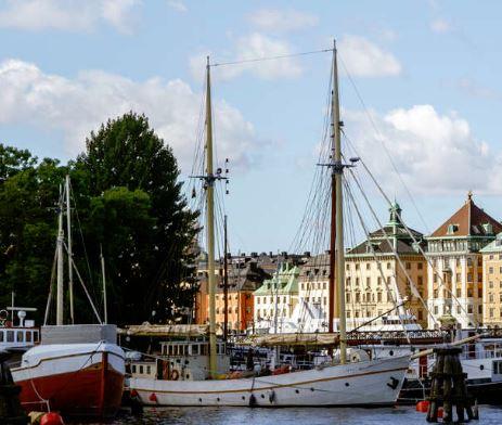 skärgårdskryssning med guide stockholm