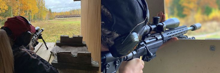 testa gevär i stockholm